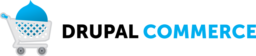 drupal commerce logotipo