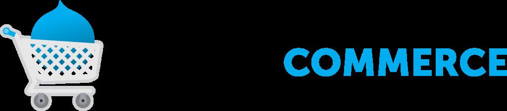 drupal commerce logotipo