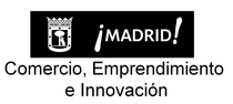 logo madrid emprende