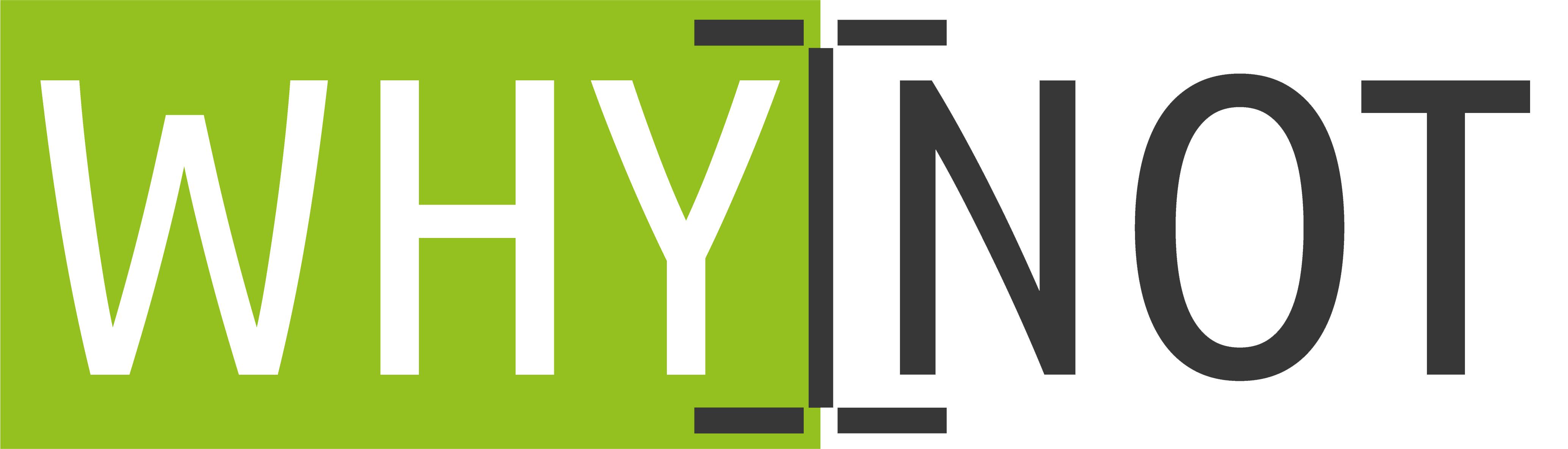 logo whynot
