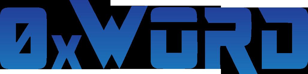 0xWord logo