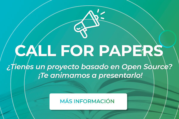 Call for Papers - OpenExpo Europe 2020