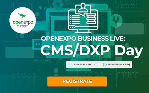 OpenExpo Business Live: CMS/DXP Day